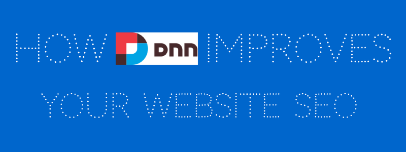 how dnn improves your website seo