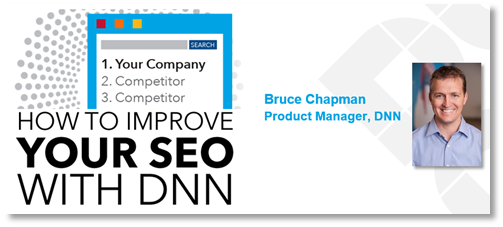 improve your SEO with DNN