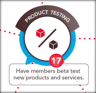 online communities product testing
