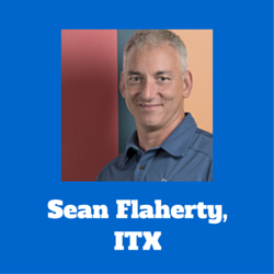 Sean Flaherty of ITX