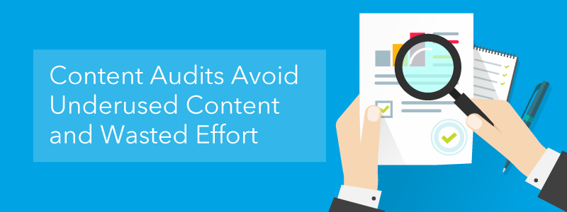 the importance of content audits