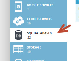 Azure SQL Databases