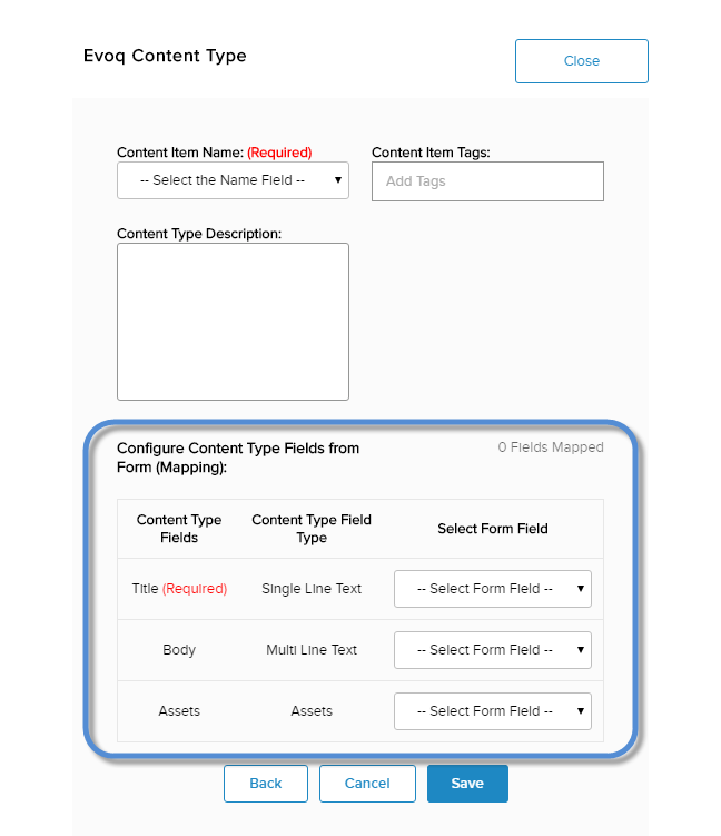 Save Form Responses to Structured Content