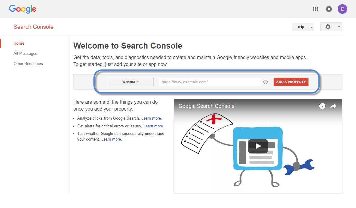 site google search