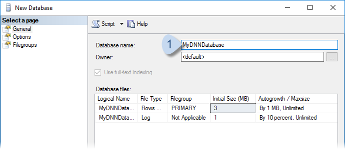 Install and Set Up SQL