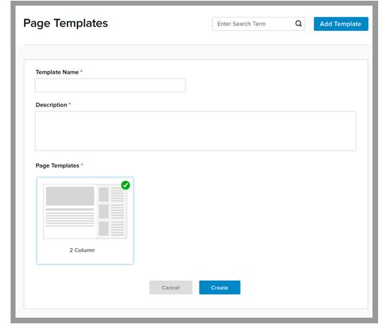 template management evoq by dnn dotnetnuke