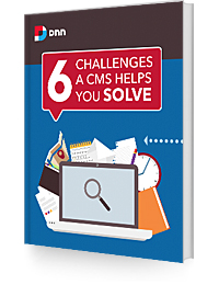eBook - 6 Challenges a CMS Helps You Solve